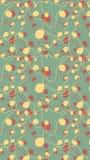 Fondo abstracto del color Conveniente para el fondo en el p Fotos de archivo libres de regalías