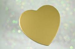Fondo abstracto del día de tarjeta del día de San Valentín con los corazones Imagenes de archivo