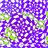Fondo abstracto del dibujo geométrico de los modelos Imagenes de archivo