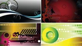 Fondo abstracto del diseño Imagen de archivo