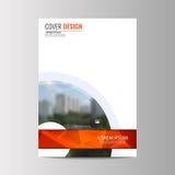 Fondo abstracto del diseño del aviador plantilla del folleto ilustración del vector