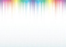 Fondo abstracto del espectro Fotos de archivo