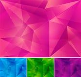 Fondo abstracto del fractal ilustración del vector