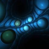 Fondo abstracto del fractal Fotografía de archivo