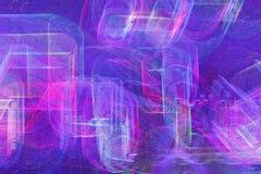 Fondo abstracto del freezelight Imagen de archivo libre de regalías
