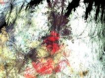 Fondo abstracto del grunge Fotografía de archivo