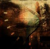 Fondo abstracto del grunge Fotografía de archivo libre de regalías
