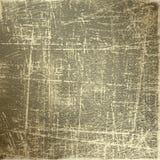 Fondo abstracto del grunge con los rasguños del oro libre illustration
