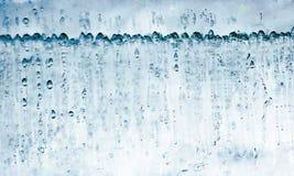 Fondo abstracto del hielo Foto de archivo libre de regalías