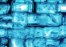 Fondo abstracto del hielo ilustración del vector