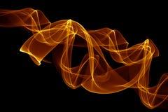 Fondo abstracto del humo Foto de archivo