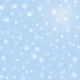 Fondo abstracto del invierno Imagen de archivo libre de regalías