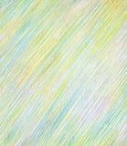 Fondo abstracto del lápiz del drenaje Imagen de archivo
