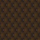 Fondo abstracto del marrón de la tapicería Imagen de archivo