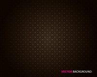 Fondo abstracto del marrón oscuro Foto de archivo libre de regalías