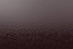 Fondo abstracto del marrón oscuro Foto de archivo