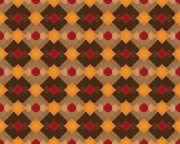 Fondo abstracto del modelo de las tejas Foto de archivo libre de regalías
