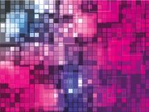 Fondo abstracto del mosaico Imagen de archivo