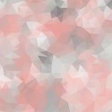 Fondo abstracto del mosaico de polígonos triangulares Fotos de archivo libres de regalías
