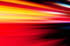 Fondo abstracto del movimiento de la velocidad Imagen de archivo libre de regalías