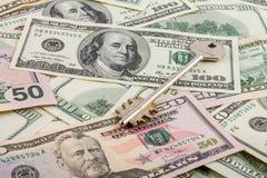 Fondo abstracto del negocio, alegoría - de abrir el negocio de llavero, cuenta bancaria de abertura imágenes de archivo libres de regalías