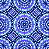 Fondo abstracto del ornamento. Imagen de archivo