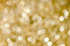 Fondo abstracto del oro Fotografía de archivo libre de regalías