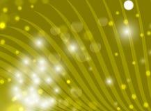 Fondo abstracto del oro stock de ilustración