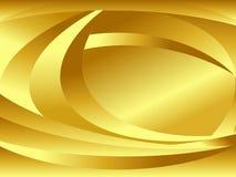 Fondo abstracto del oro amarillo de la pendiente Vector la ilustración, EPS10 libre illustration