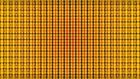 Fondo abstracto del oro Ejemplo de Digitaces Foto de archivo libre de regalías