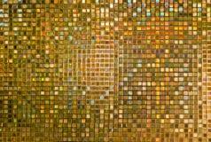 Fondo abstracto del oro para el modelo del sitio web o la tarjeta de visita Imágenes de archivo libres de regalías
