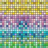 Fondo abstracto del pixel Fotos de archivo libres de regalías