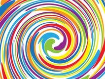 Fondo abstracto del remolino libre illustration