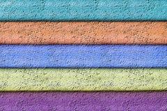 Fondo abstracto del str del color Foto de archivo