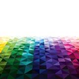 Fondo abstracto del triángulo Fotografía de archivo libre de regalías
