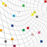Fondo abstracto del vector Fotografía de archivo libre de regalías