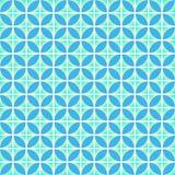 Fondo abstracto del vector con las figuras geométricas Modelo inconsútil para el papel pintado, materia textil, papel de embalaje Imagen de archivo libre de regalías