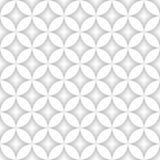 Fondo abstracto del vector con las figuras geométricas Modelo inconsútil para el papel pintado, materia textil, papel de embalaje Imagenes de archivo