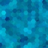 Fondo abstracto del vector de los hexágonos libre illustration