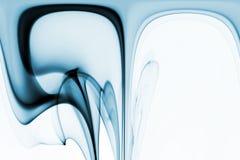 Fondo abstracto - dimensión de una variable del humo libre illustration