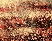 Fondo abstracto, dispersando manchas Imagen de archivo libre de regalías