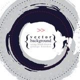 Fondo abstracto, ejemplo especial del vector Fotos de archivo libres de regalías