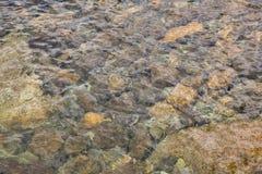 Fondo abstracto - el lago Tahoe Foto de archivo libre de regalías