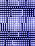 Fondo abstracto en color azul libre illustration