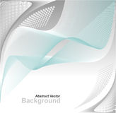 Fondo abstracto en colores azules del blanco gris Imagen de archivo
