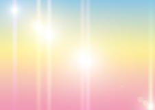Fondo abstracto en tonos en colores pastel Fotos de archivo