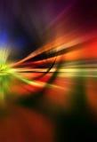 Fondo abstracto en tonos rojos, amarillos y azules libre illustration