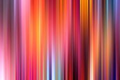 Fondo abstracto, estilo ligero colorido del movimiento