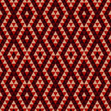 Fondo abstracto etnic geométrico colorido libre illustration