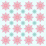 Fondo abstracto floral Fotografía de archivo libre de regalías